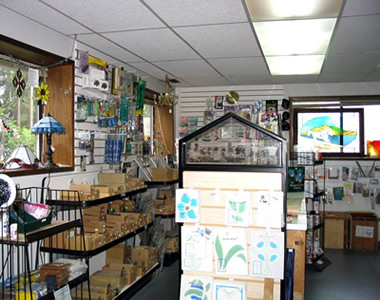 TJ Homecrafts Stained Glass Shop
